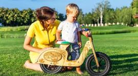 Runbike For Children Wallpaper For PC