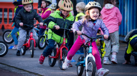 Runbike For Children Wallpaper High Definition