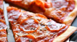 Self-Made Pizza Wallpaper For IPhone Download