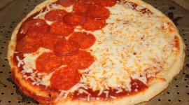 Self-Made Pizza Wallpaper HD