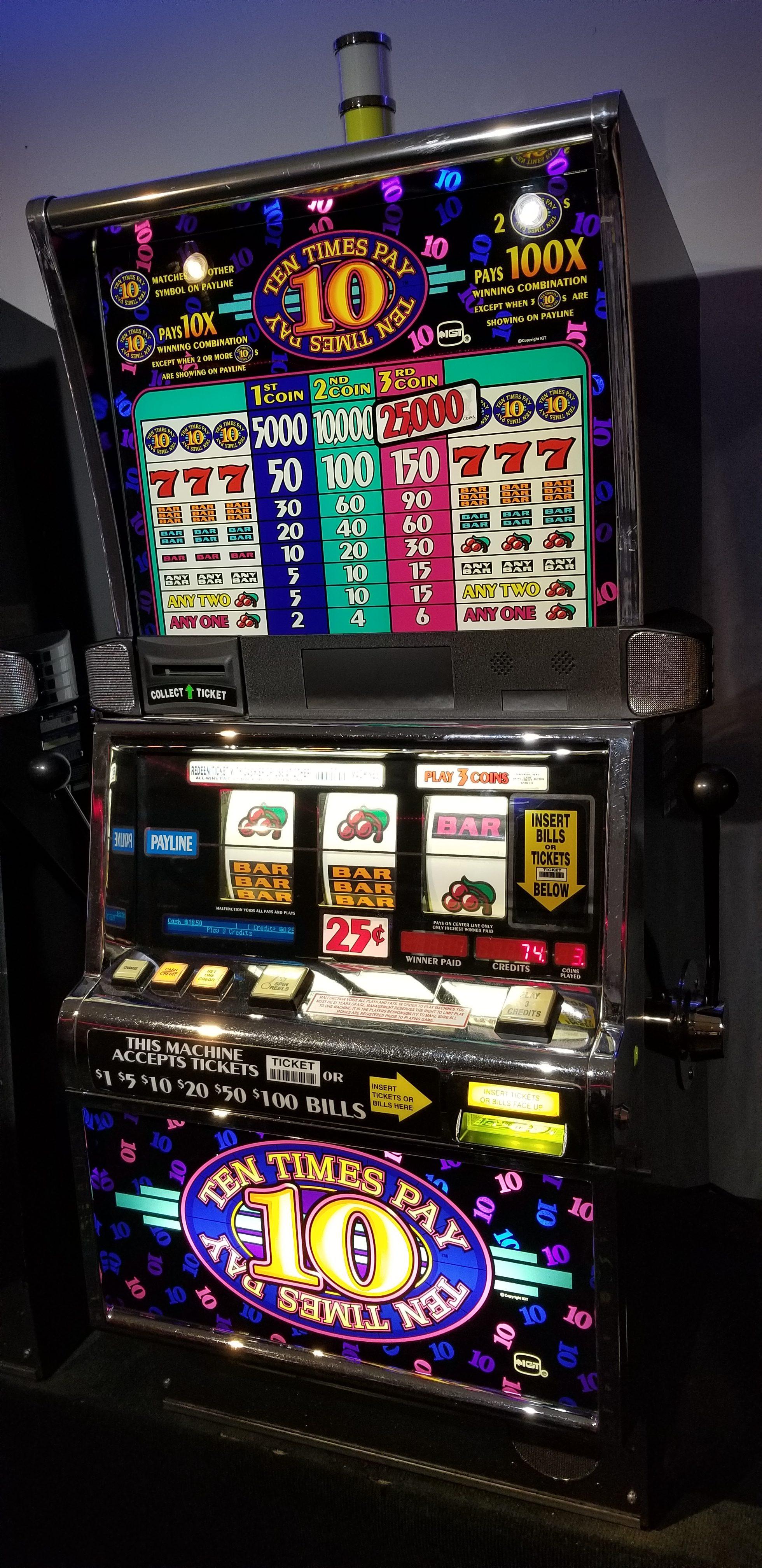 Desktop Slot Machine