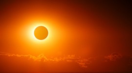 Solar Eclipse Best Wallpaper