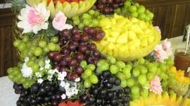 Table Fruit Wallpaper For Mobile