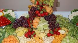Table Fruit Wallpaper For Mobile#1