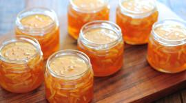 Tangerine Jam Wallpaper