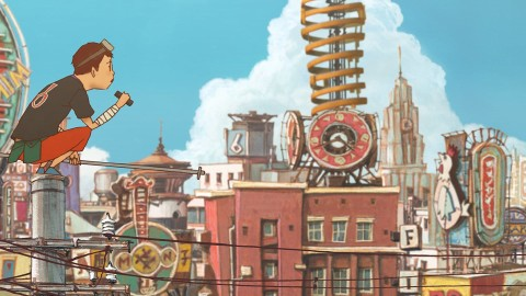 Tekkonkinkreet wallpapers high quality