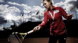 Tennis Girl Photo