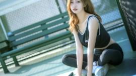 Tennis Girl Photo Free