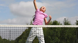 Tennis Girl Wallpaper For IPhone#1