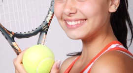 Tennis Girl Wallpaper For Mobile