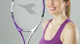 Tennis Girl Wallpaper For Mobile#1