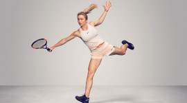Tennis Girl Wallpaper HQ