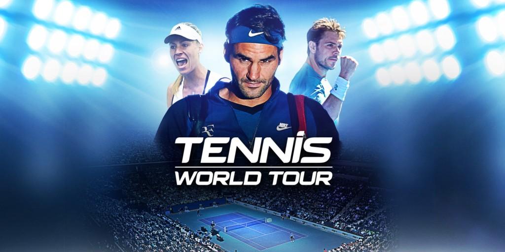 Tennis World Tour wallpapers HD