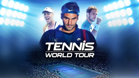 Tennis World Tour wallpapers high quality
