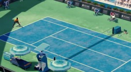 Tennis World Tour Wallpaper For IPhone