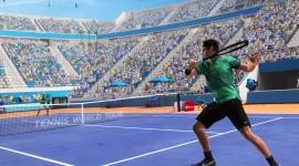 Tennis World Tour Wallpaper Full HD