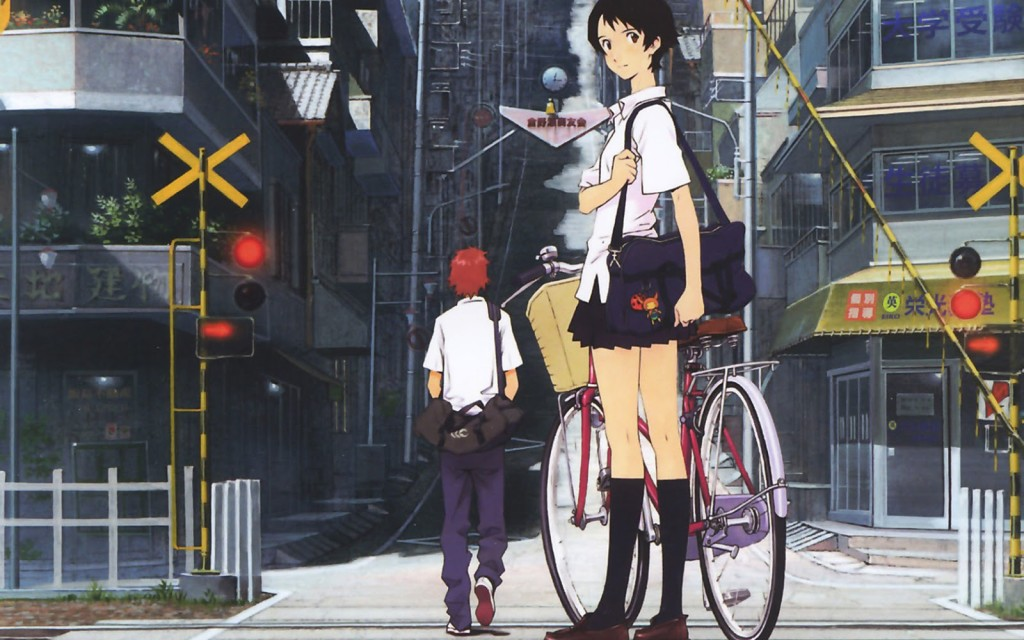 The Girl Who Leapt Through Time wallpapers HD