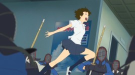 The Girl Who Leapt Through Time HQ