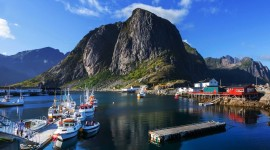 The Lofoten Islands Image Download