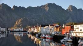The Lofoten Islands Photo Free