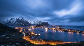 The Lofoten Islands Wallpaper