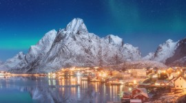 The Lofoten Islands Wallpaper For IPhone