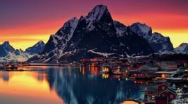 The Lofoten Islands Wallpaper For Mobile