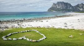The Lofoten Islands Wallpaper Free