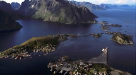 The Lofoten Islands Wallpaper Gallery