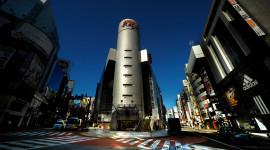 Tokyo Shops Desktop Wallpaper HD