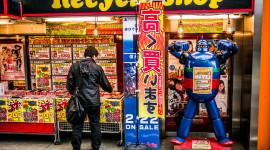 Tokyo Shops Wallpaper Download