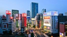 Tokyo Shops Wallpaper Download Free