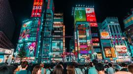 Tokyo Shops Wallpaper Free