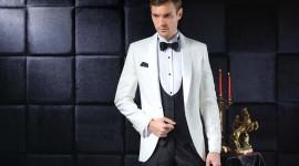 Tuxedo Wallpaper