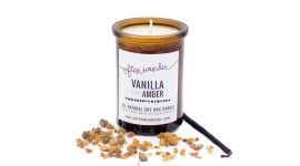 Vanilla Candle Wallpaper Download