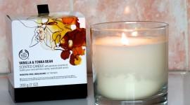 Vanilla Candle Wallpaper Free