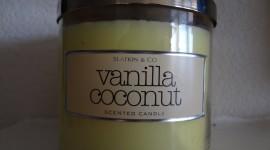 Vanilla Candle Wallpaper HD