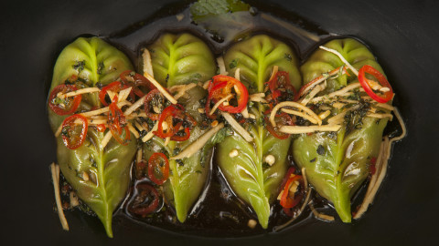 Vegetarian Dumplings wallpapers high quality
