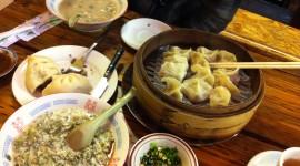 Vegetarian Dumplings Wallpaper Download