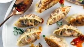 Vegetarian Dumplings Wallpaper For IPhone