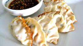 Vegetarian Dumplings Wallpaper High Definition