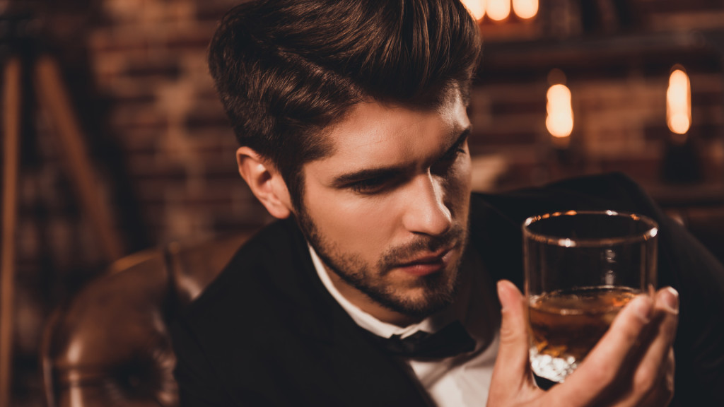 Whiskey Man wallpapers HD