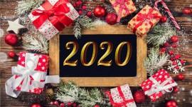 Year 2020 Wallpaper For Desktop
