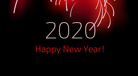 Year 2020 Wallpaper For IPhone Download