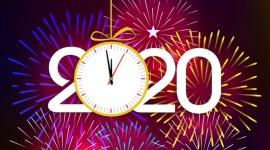 Year 2020 Wallpaper Free