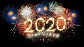 Year 2020 Wallpaper HQ
