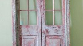 19th Century Door Wallpaper For IPhone 7