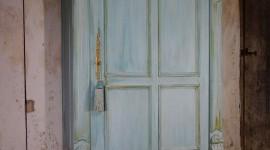 19th Century Door Wallpaper Gallery