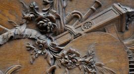 19th Century Door Wallpaper HQ