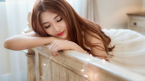 4K Asian Girl wallpapers high quality
